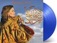 BELINDA CARLISLE Wilder Shores Vinyl Record LP Demon 2018 Blue Vinyl